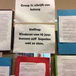 Meningsteksten schrijven op de basisschool is nodiger dan ooit